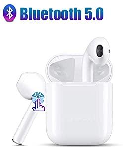 Hucbdjt Cuffie Wireless Bluetooth 5 Simpatiche Luci Per La Macchina